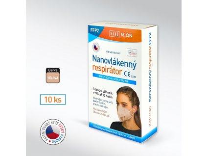 10 ks FFP2 tel NMON