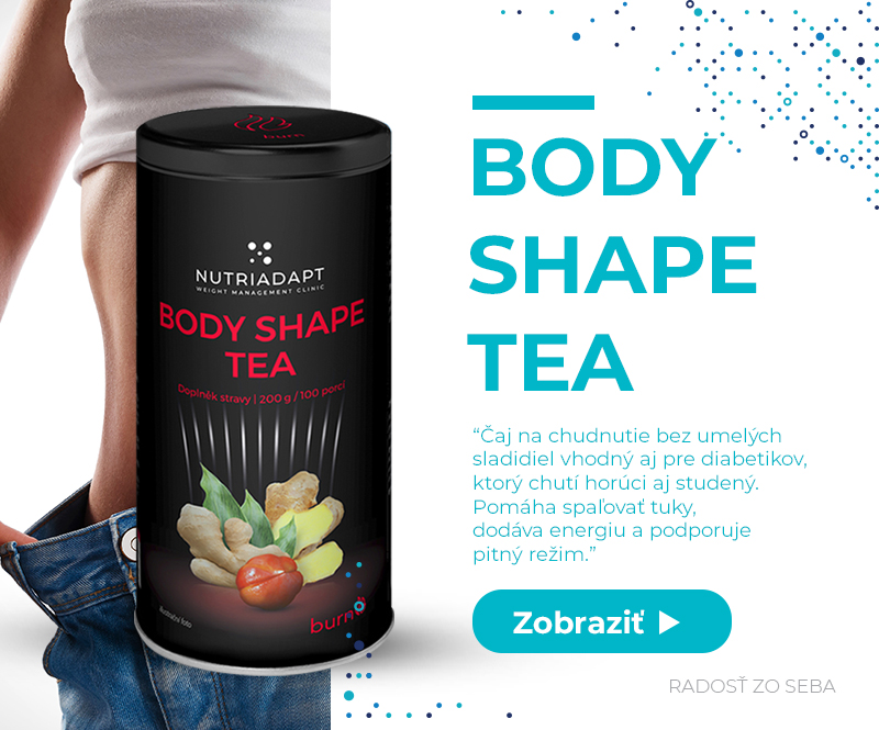 Čaj na chudnutie
