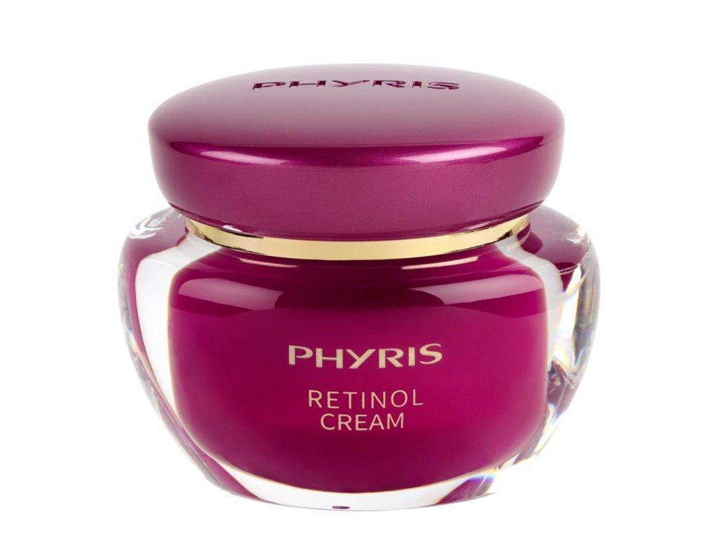 Phyris RETINOL CREAM Jemný, revitalizační 24 hodinový krém 38459