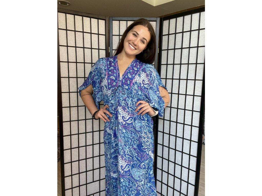 Krásné letní šaty Capri Dress