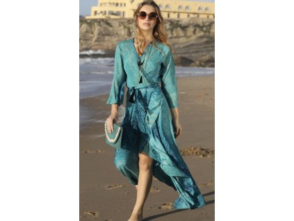 Dámské dlouhé letní šaty
