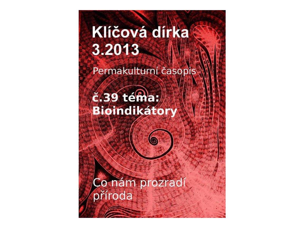 KLÍČOVÁ DÍRKA Č. 39 - 3/2013