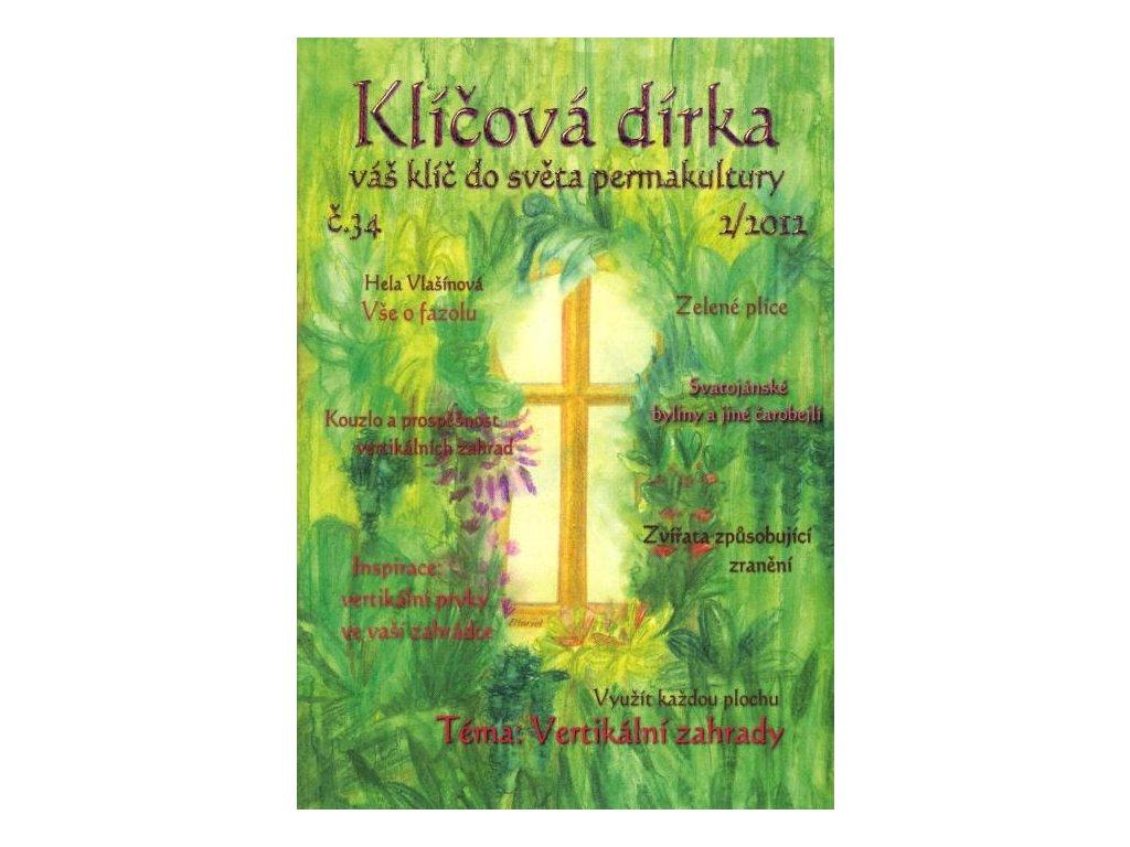 KLÍČOVÁ DÍRKA Č. 34 - 2/2012