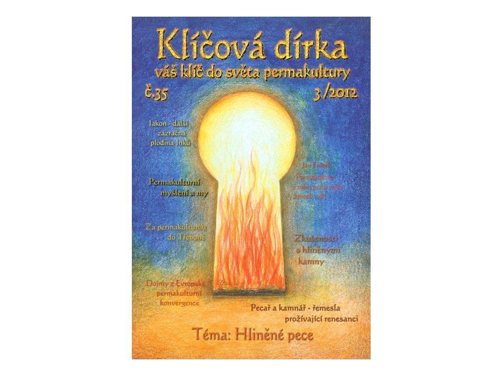 KLÍČOVÁ DÍRKA Č. 35 - 3/2012