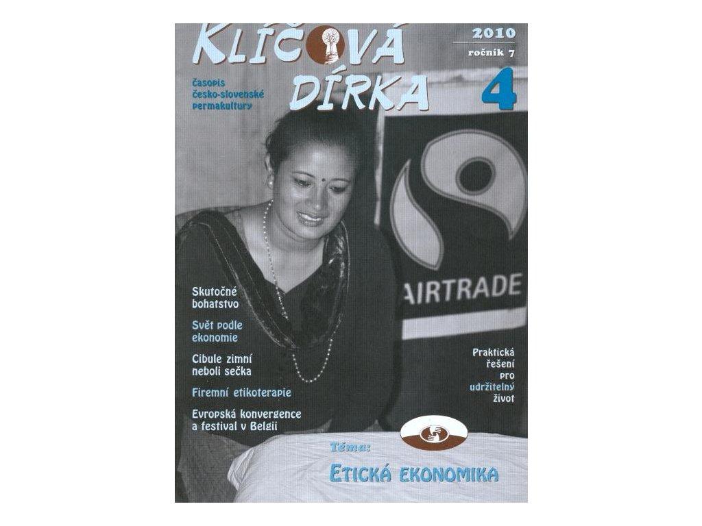 KLÍČOVÁ DÍRKA Č. 28 - 4/2010