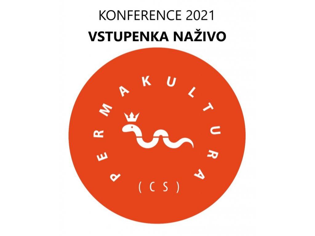 Vstupenka konference 2021 naživo nečlen