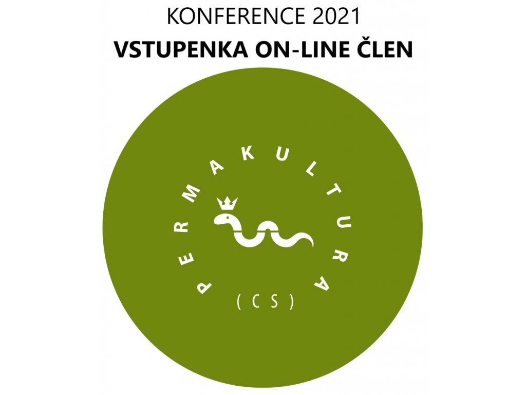 Vstupenka konference 2021 ONLINE člen