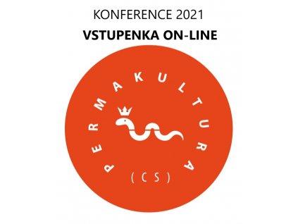 Vstupenka konference 2021 ONLINE nečlen