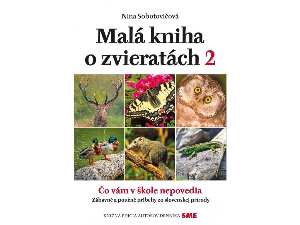 nina sobotovicova mala kniha o zvieratach 2