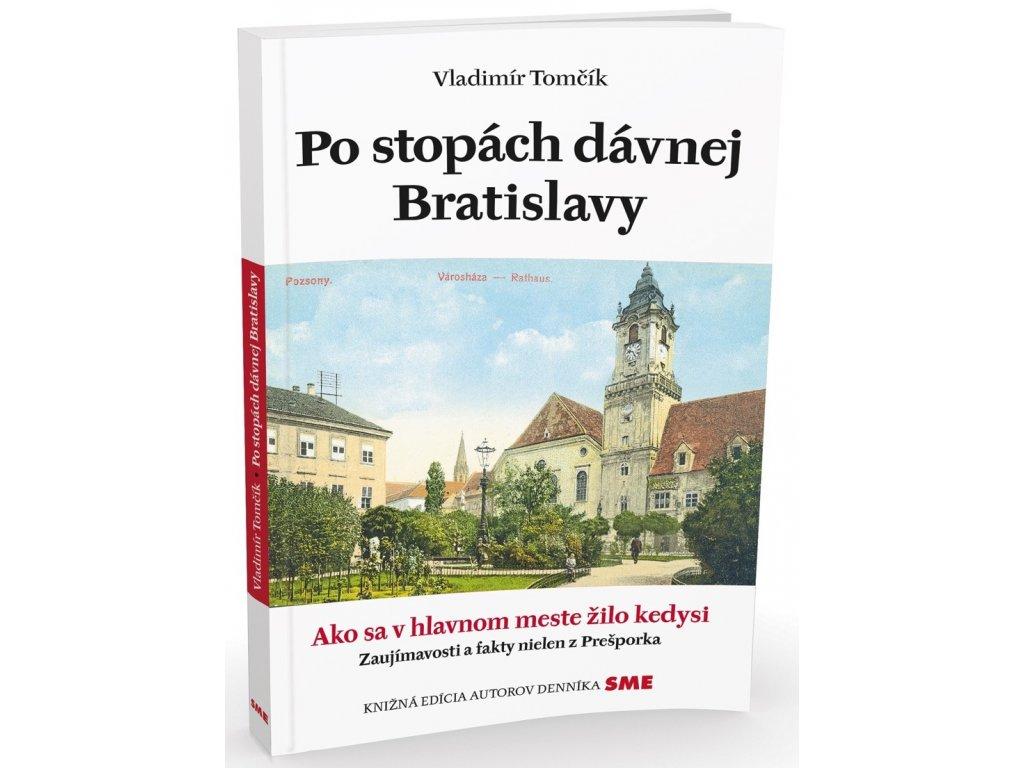 vladimir tomcik po stopach davnej bratislavy
