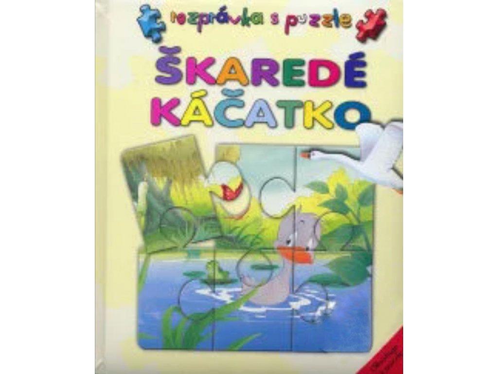 skarede kacatko rozpravkova kniha s puzzle2