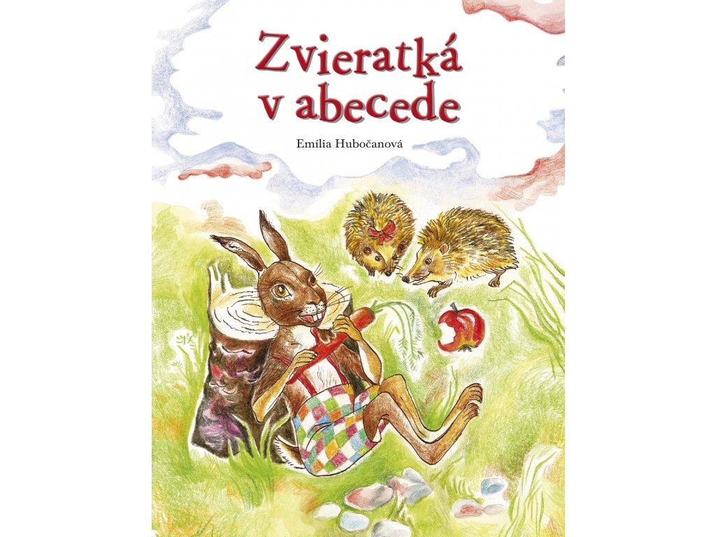 emilia hubocanova zvieratka v abecede