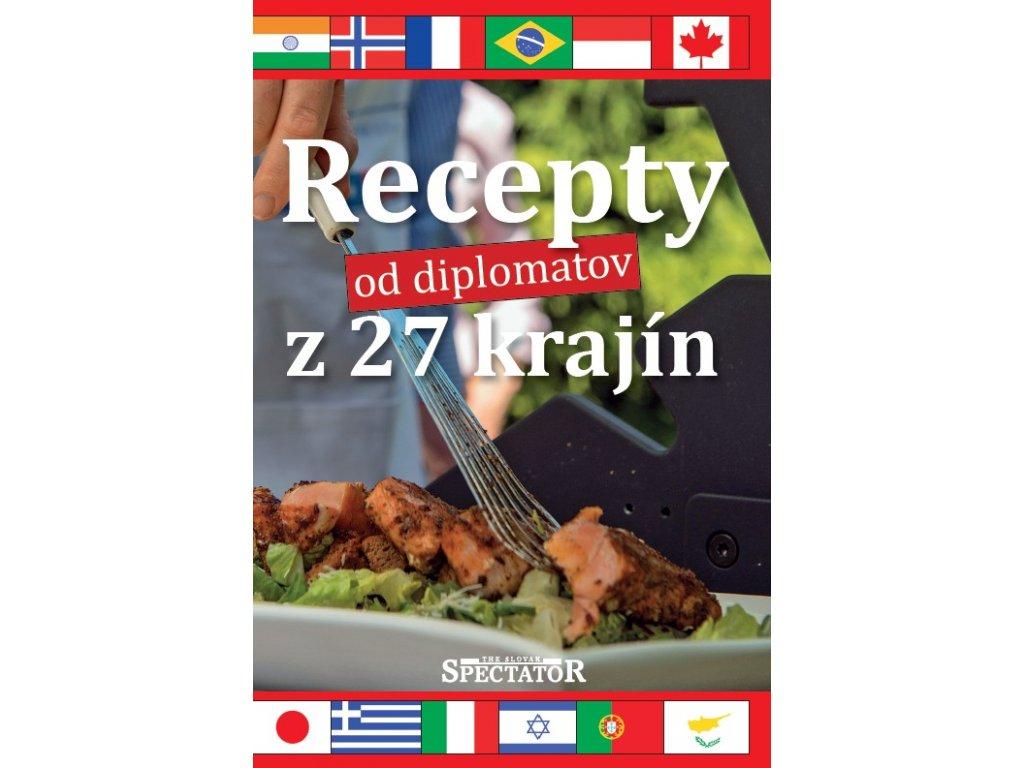 recepty od diplomatov z 27 krajin