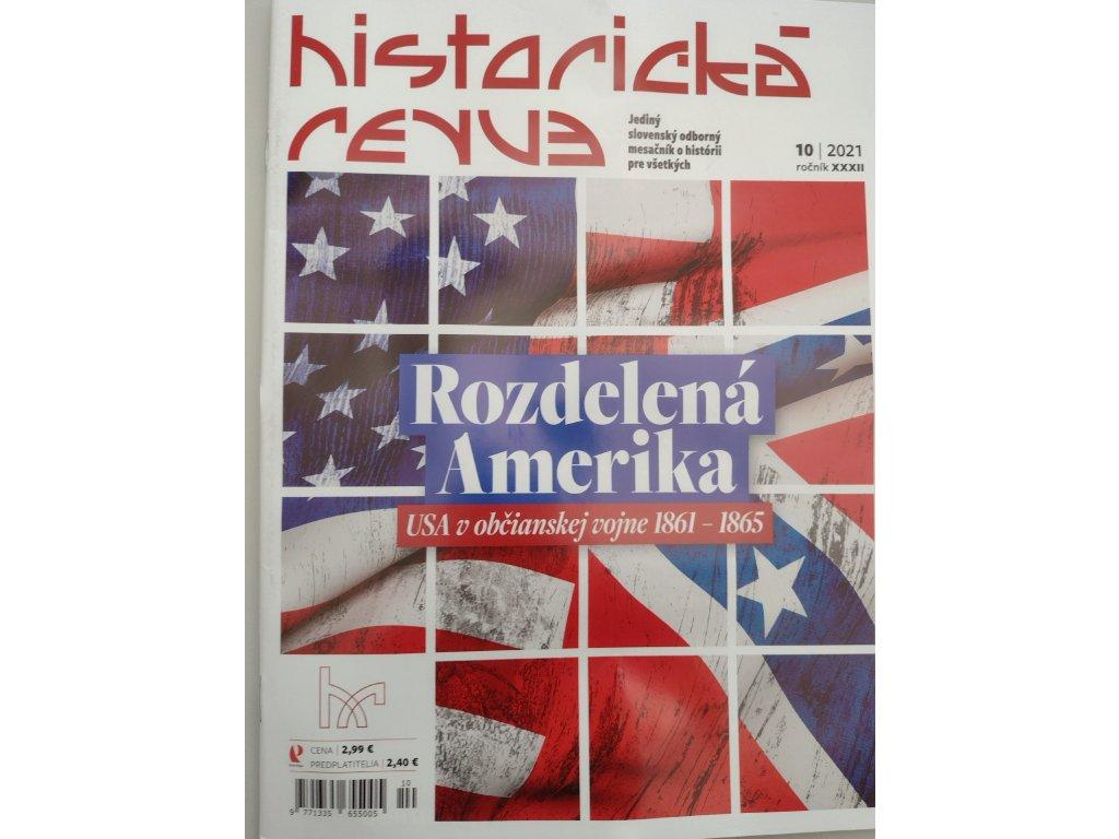 Historická revue 10/2021