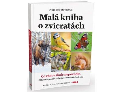 nina sobotovicova mala kniha o zvieratach