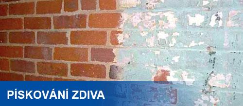 Pískování a povrchová úprava zdiva (Kompletní průvodce)