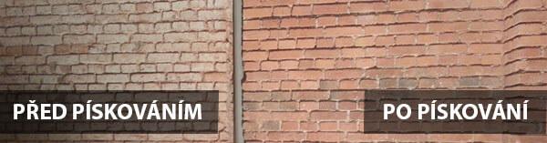 pískování-cihlové-zdi