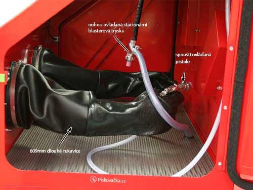 Pískovací-box-SBC350-rukavice