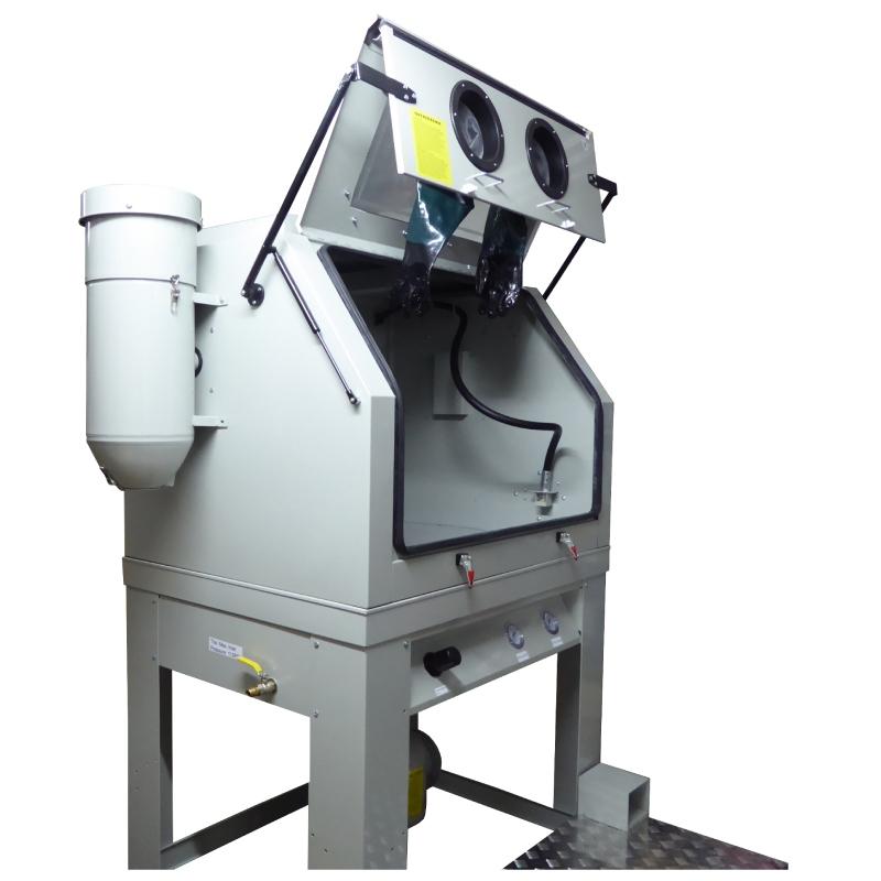 tlakový pískovací box SBC 990 litrů