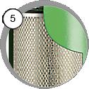 pískovací tlaková kabina eco - detail