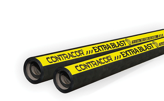 Tryskací zařízení DBS-100 RC - hadice extra blast