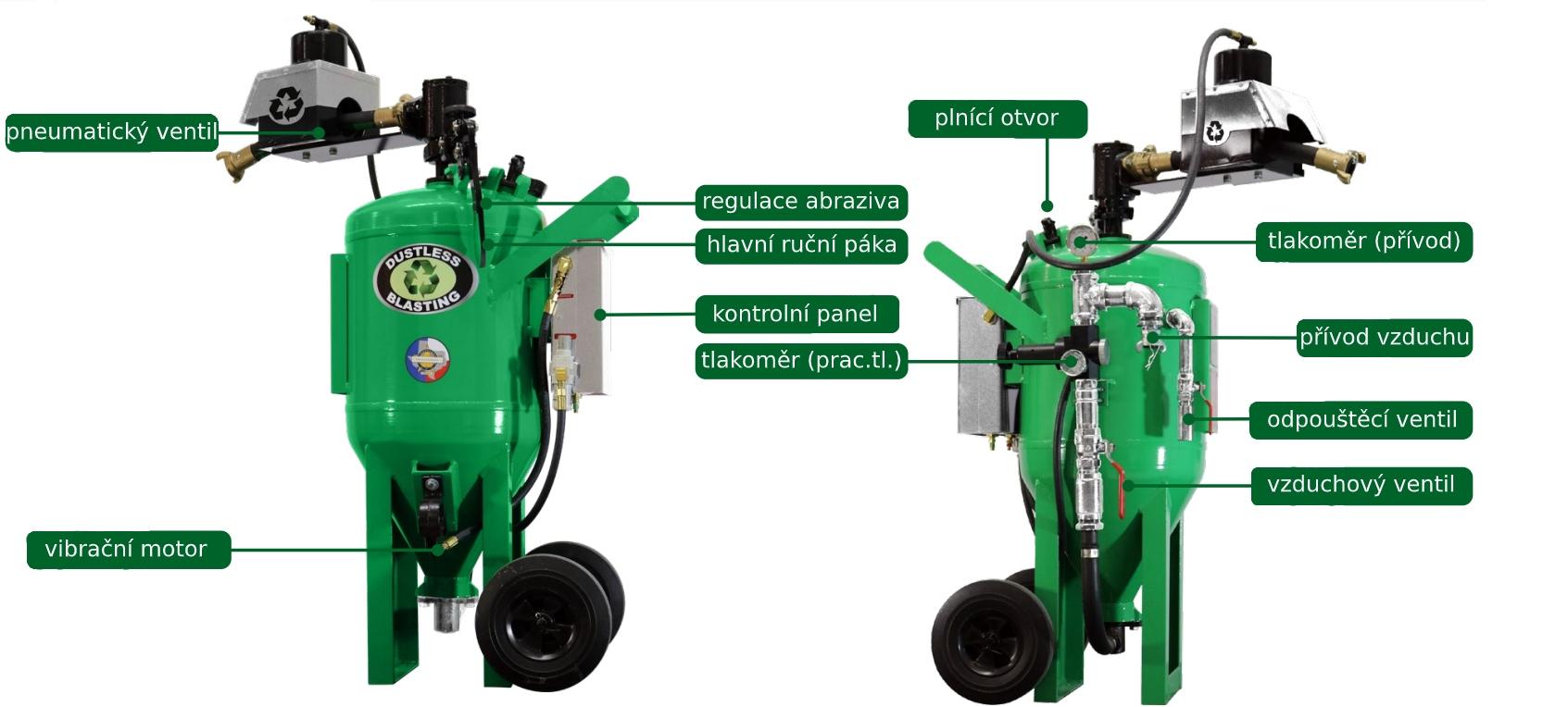 mobilni-vodni-tryskaci-zarizeni-dustless-blasting-db225-schema
