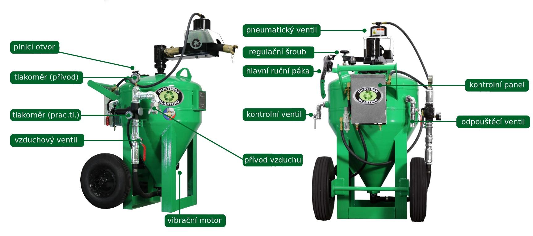 mobilni-vodni-tryskaci-zarizeni-dustless-blasting-db500-schema