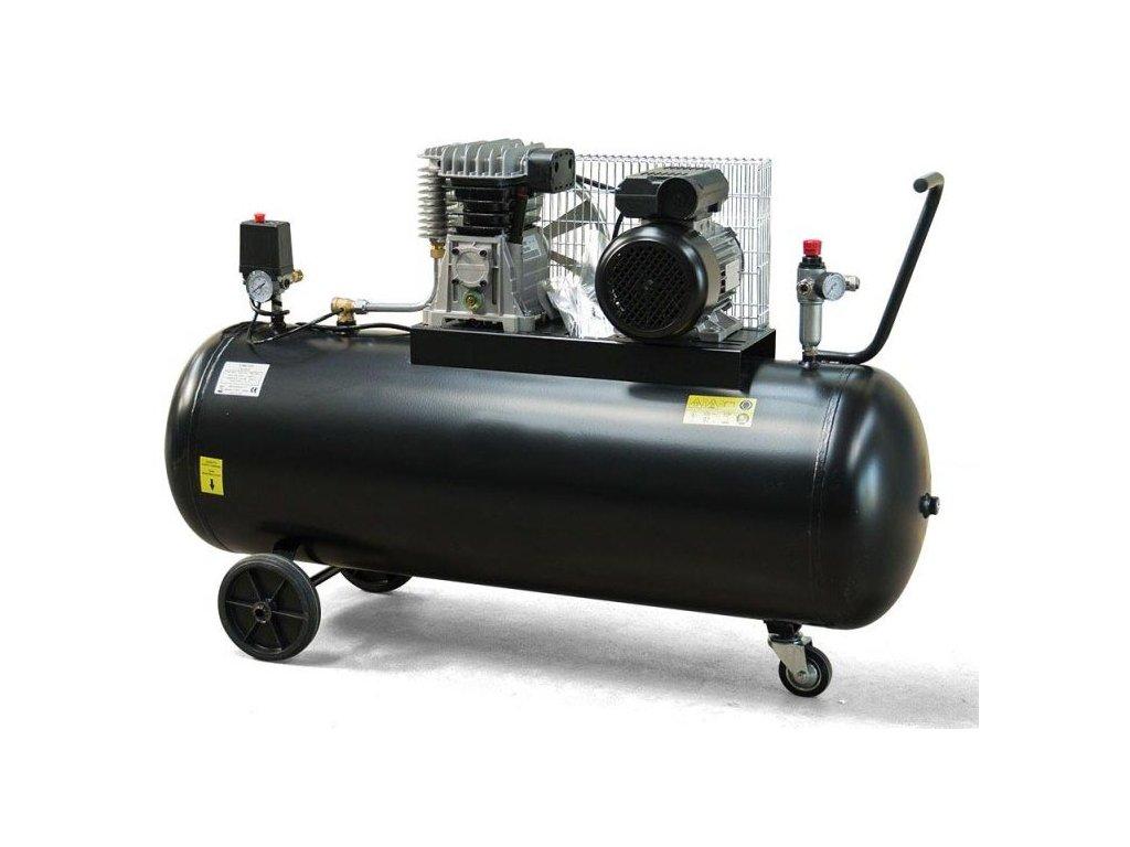 prumyslovy kompresor 150l 22kw 8bar