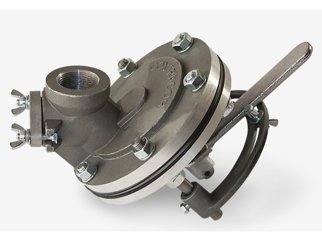Dávkovací ventil FSV pro minerální abraziva