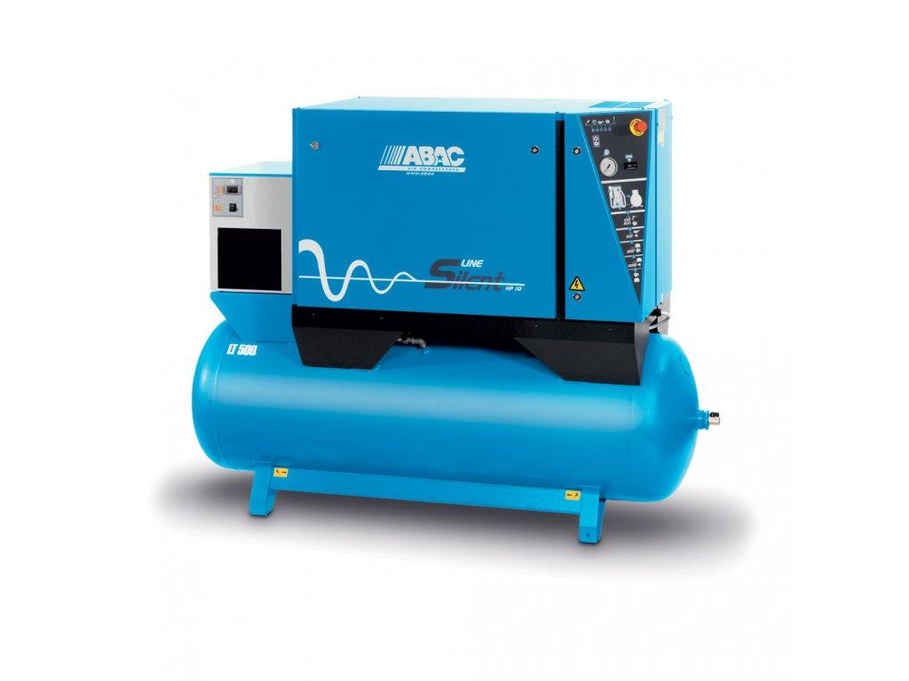 Odhlučněný kompresor Silent Line B60-5,5-500FTXDZ