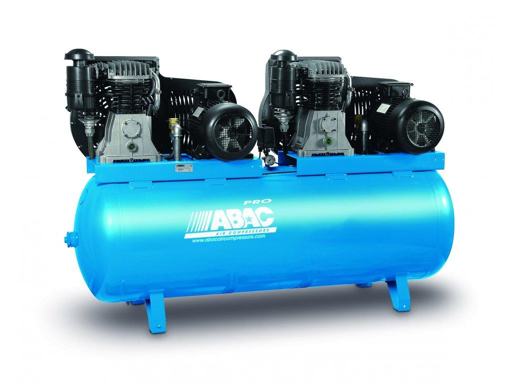Pístový kompresor Pro Line CA1-2x5,5-500FT
