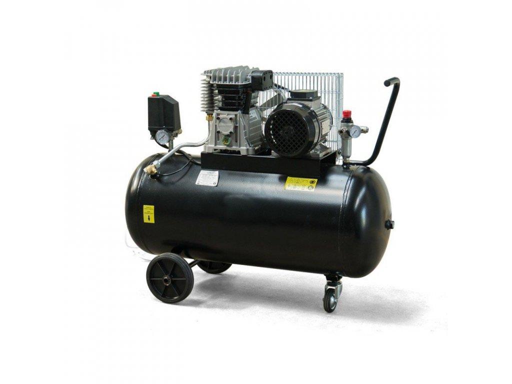 Kompresor pístový 100l, 2.2kW, 8bar