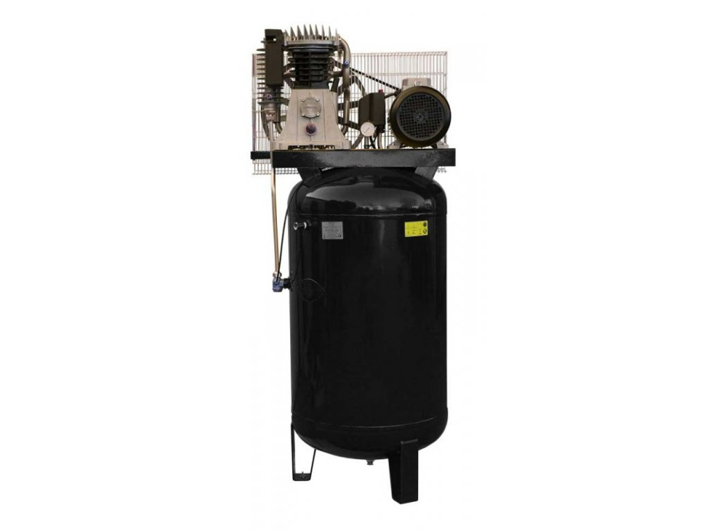 Kompresor pístový 270l, 5.5kW, 10bar