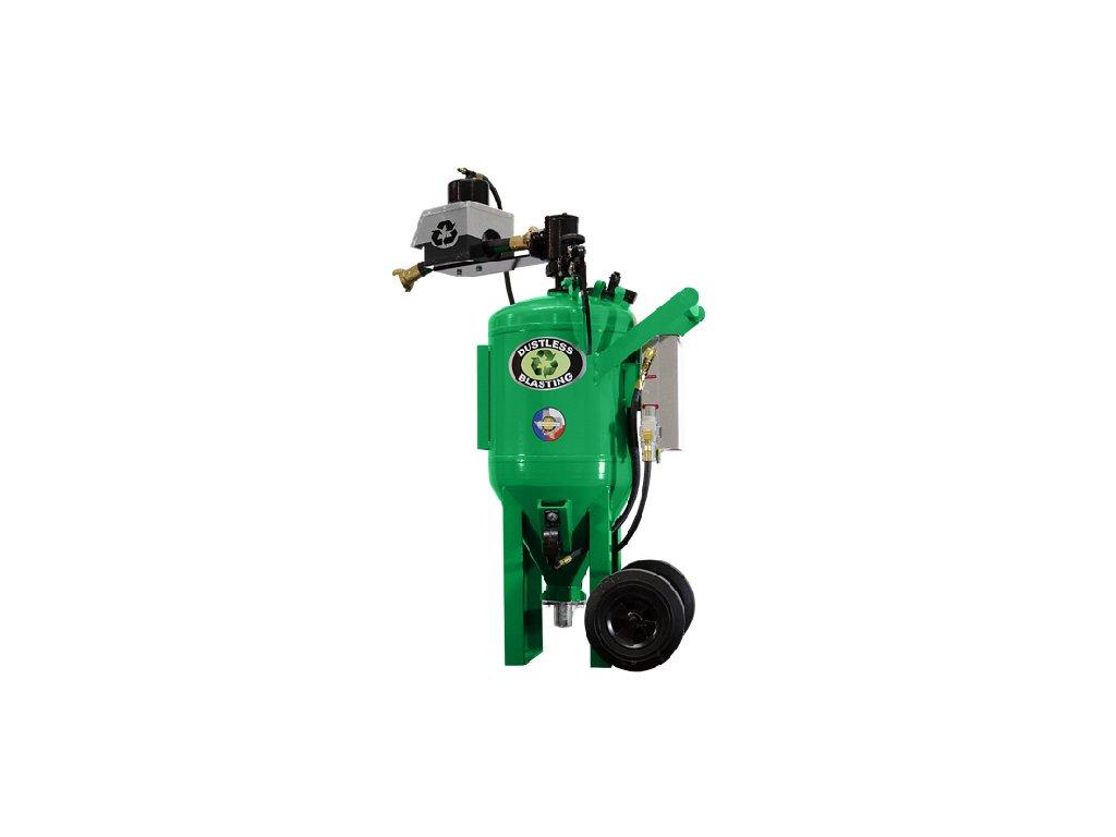 mobilní vodní tryskací zařízení Dustless Blasting DB225