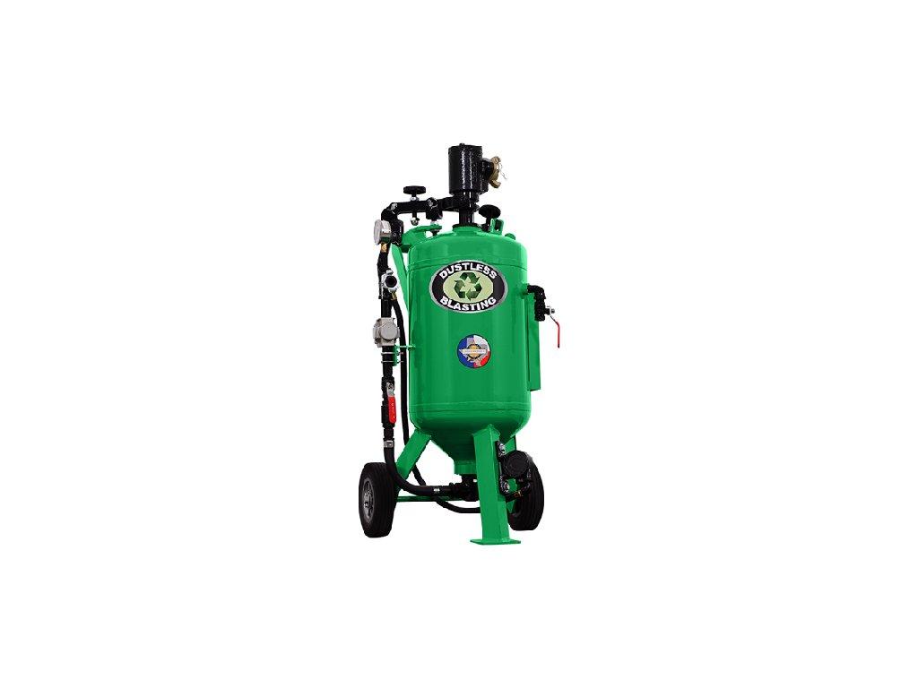 mobilní vodní tryskací zařízení Dustless Blasting DB150