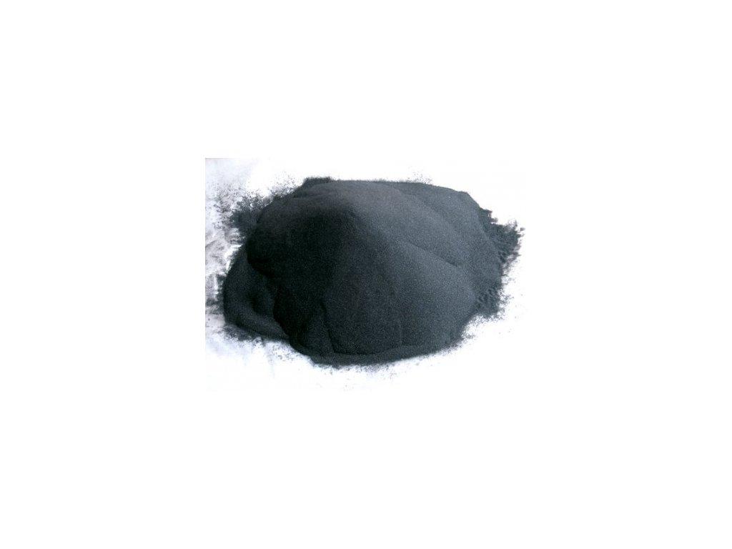 karbid křemíku černý