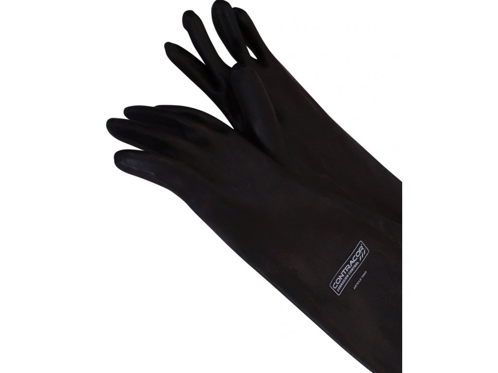 Ochranné rukavice RGS do pískovacích boxů