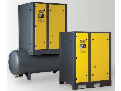 Šroubové kompresory Comprag série A s kapacitou 3,6 m3/min