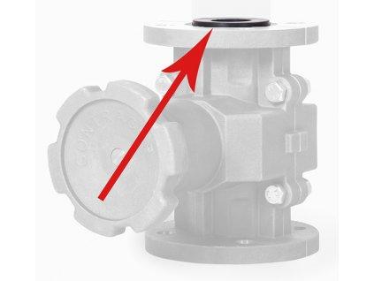 Gumová vložka do ventilu SVG