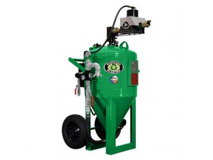mobilní vodní pískovací zařízení DustlessBlasting DB800