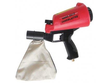 LN HSB I piskovaci pistol