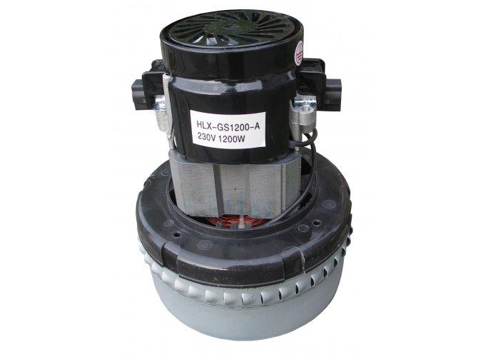 náhradní motor odsavače kabinové pískovačky