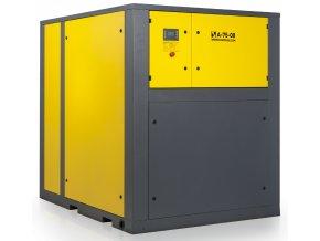 Šroubové kompresory Comprag série A s kapacitou 14,8 m3/min