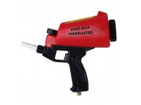 tryskací pistole SB s tenkou dýzou