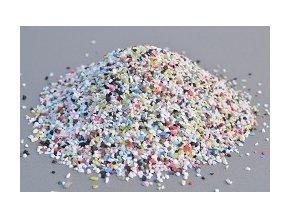 plastové abrazivo