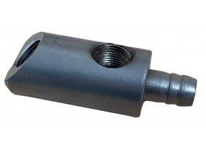 náhradní ventil - směšovač abraziva pro hobby mobilní pískovačky