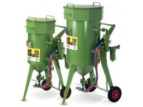 Tryskací zařízení DBS-25 RC/DBS-50 RC