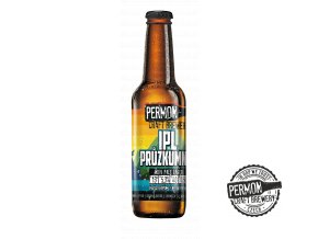 PERMON 3D INDIA PALE LAGER 218x144mm SKLO 01
