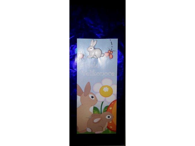 Zelený čaj Veselé Velikonoce králíčci