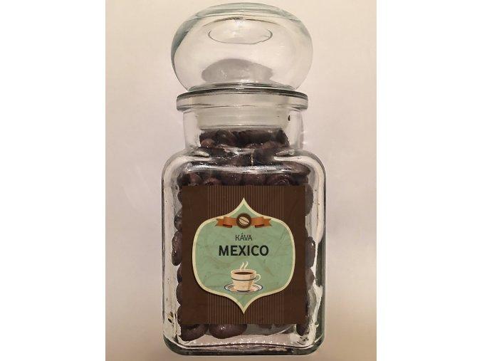 Sklenička Káva Mexico